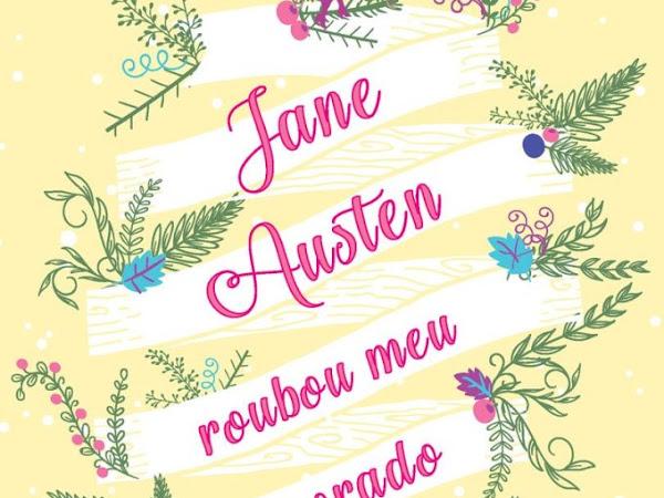 | RESENHA #192 | JANE AUSTEN ROUBOU MEU NAMORADO, CORA HARRISON