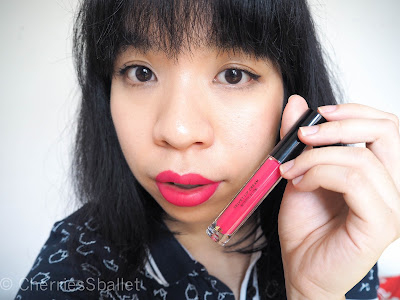 H&M Velvet Lip Cream in Pep Talk