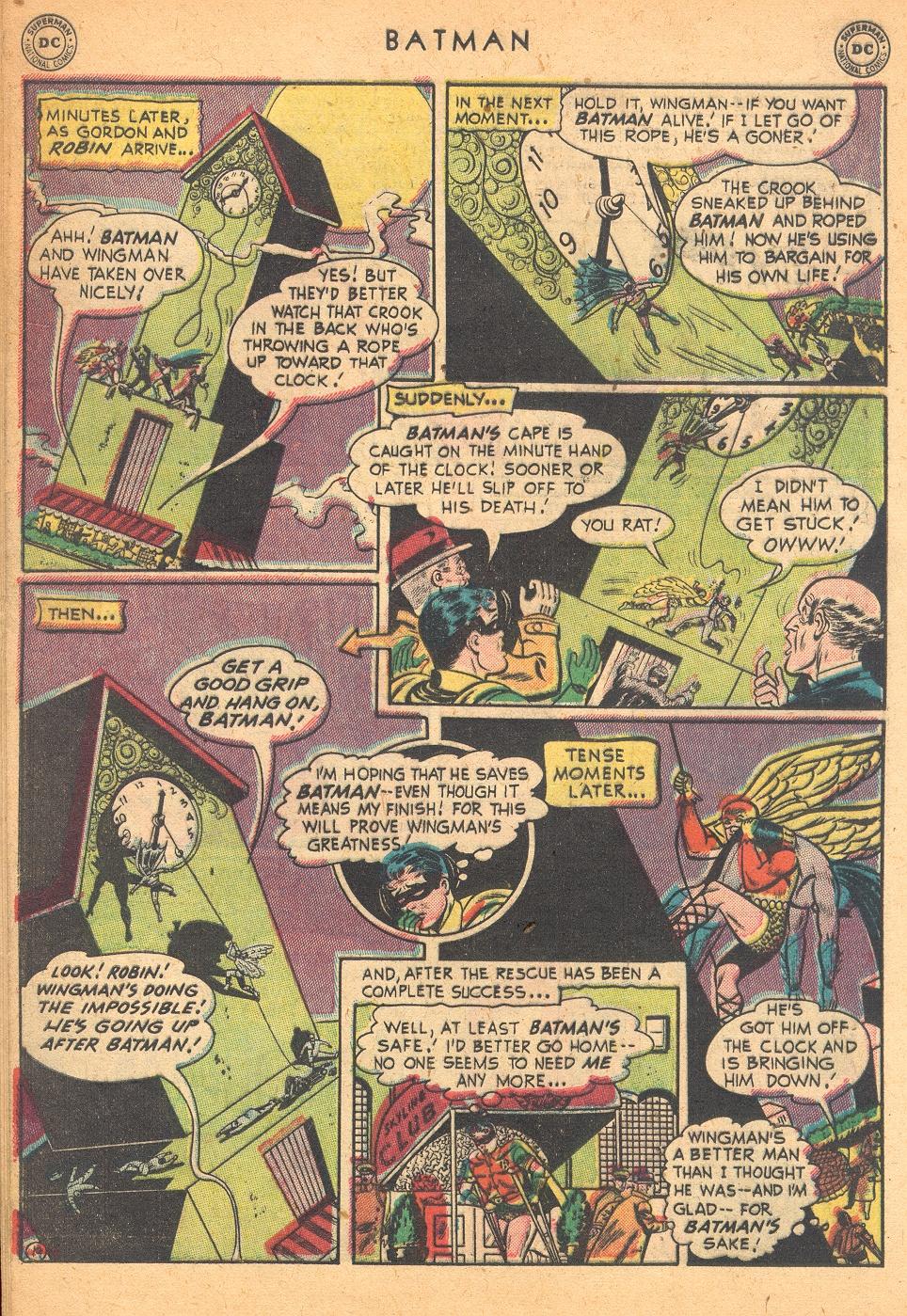 Read online Batman: The Black Casebook comic -  Issue # TPB - 27