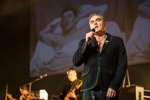 Morrissey está chegando ao Brasil, confira setlist