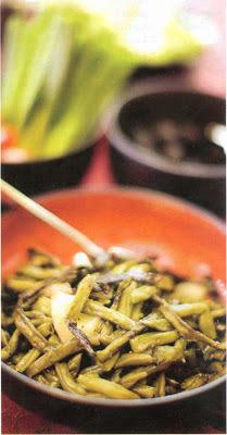 Reţetă culinară: salată de fasole verde