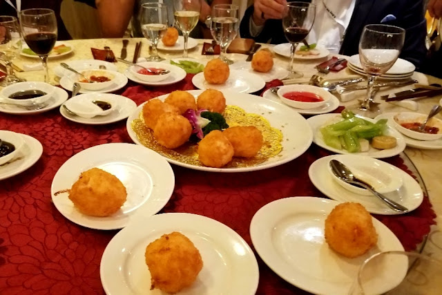 During a recent visit to Hong Kong, Lewis Franck explores pork noodles, dancing dragons, contemporary singers, a 200-person conga line, and dim sum.