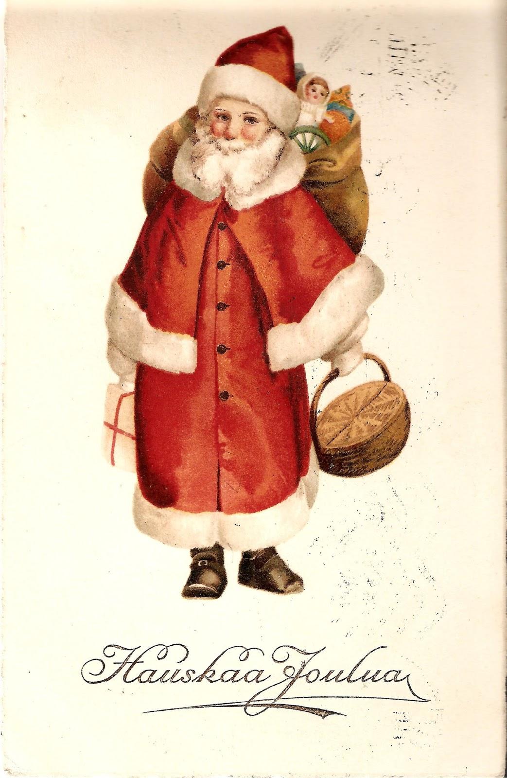 Vanha Joulupukki