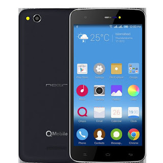 Qmobile LT600 flash file download