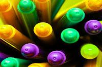 pennarellini colorati