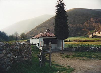 Capilla de la Virgen de las Nieves, Prada, Allande