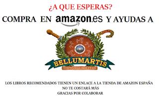 Compralo en Amazon y ayudas a BHM
