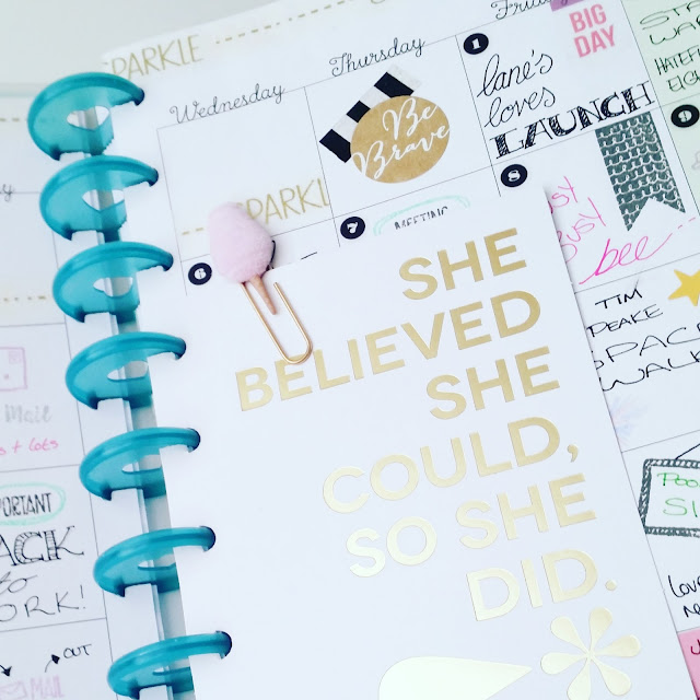lanes-loves-happy-planner-instagram-challenge-day-one