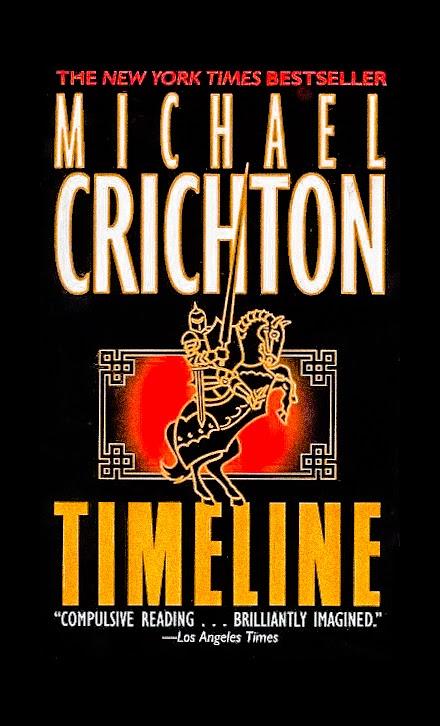 Michael crichton new book