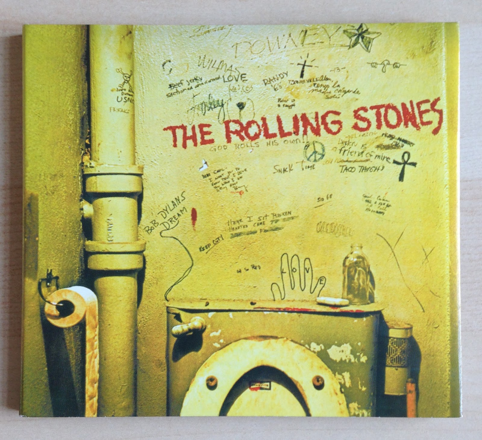 Sounds Good Looks Good Quot Beggars Banquet Quot By The