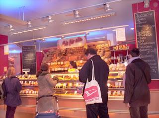 panaderia supermercado