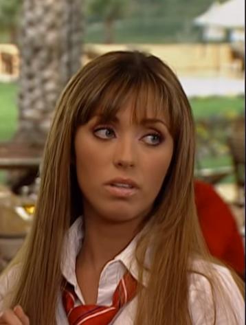 Rebelde memories: Mia Colucci makeup - 1 Temporada part 2