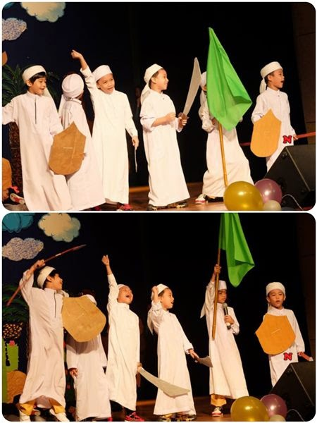 Perang Badar By The Little Caliphs Kids
