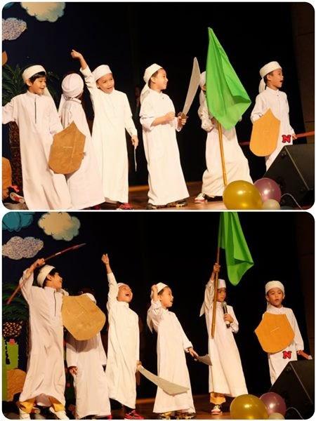 Perang Badar By The Little Caliphs Kids