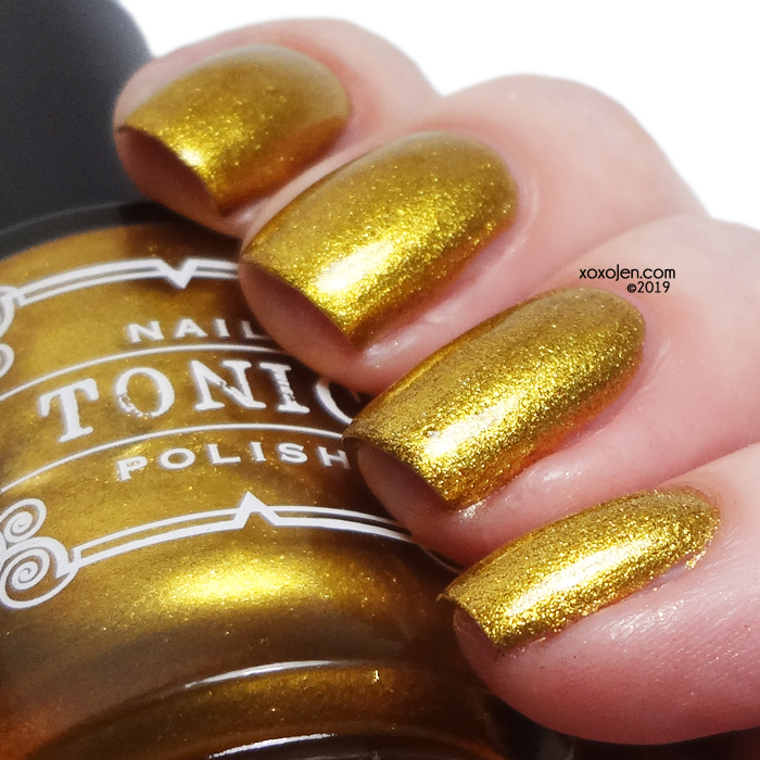 xoxoJen's swatch of Tonic PSL or Bust!