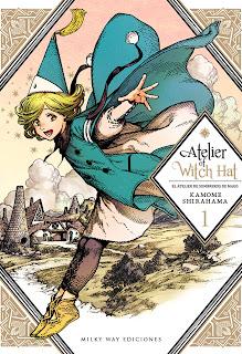 Atelier of Witch Hat (Milky Way Ediciones)