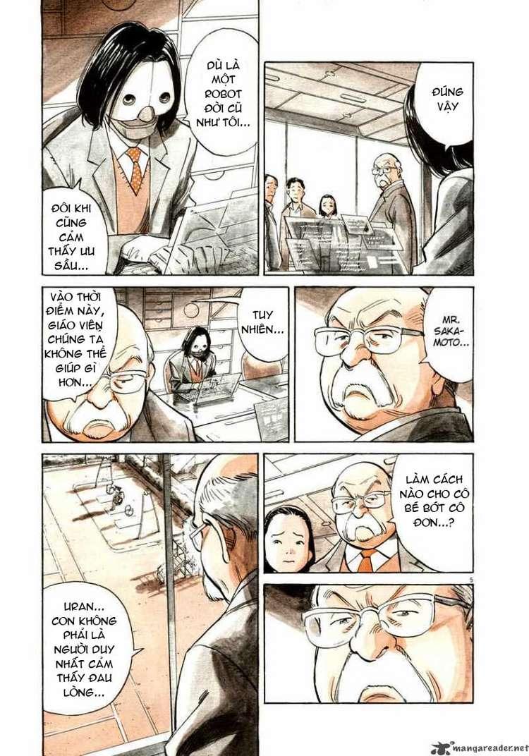 Pluto chapter 37 trang 4
