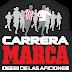 Carrera Marca 2012. Derbi de las aficiones.
