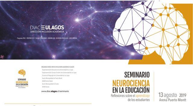 """Seminario Internacional """"Neurociencia en la educación"""""""