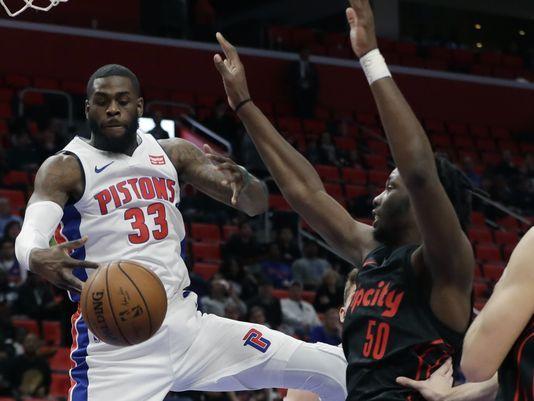 Willie Reed Detroit Pistons | PistonsFR