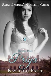 Kayleigh Patel - Priya (Indian Lesbian Erotica)
