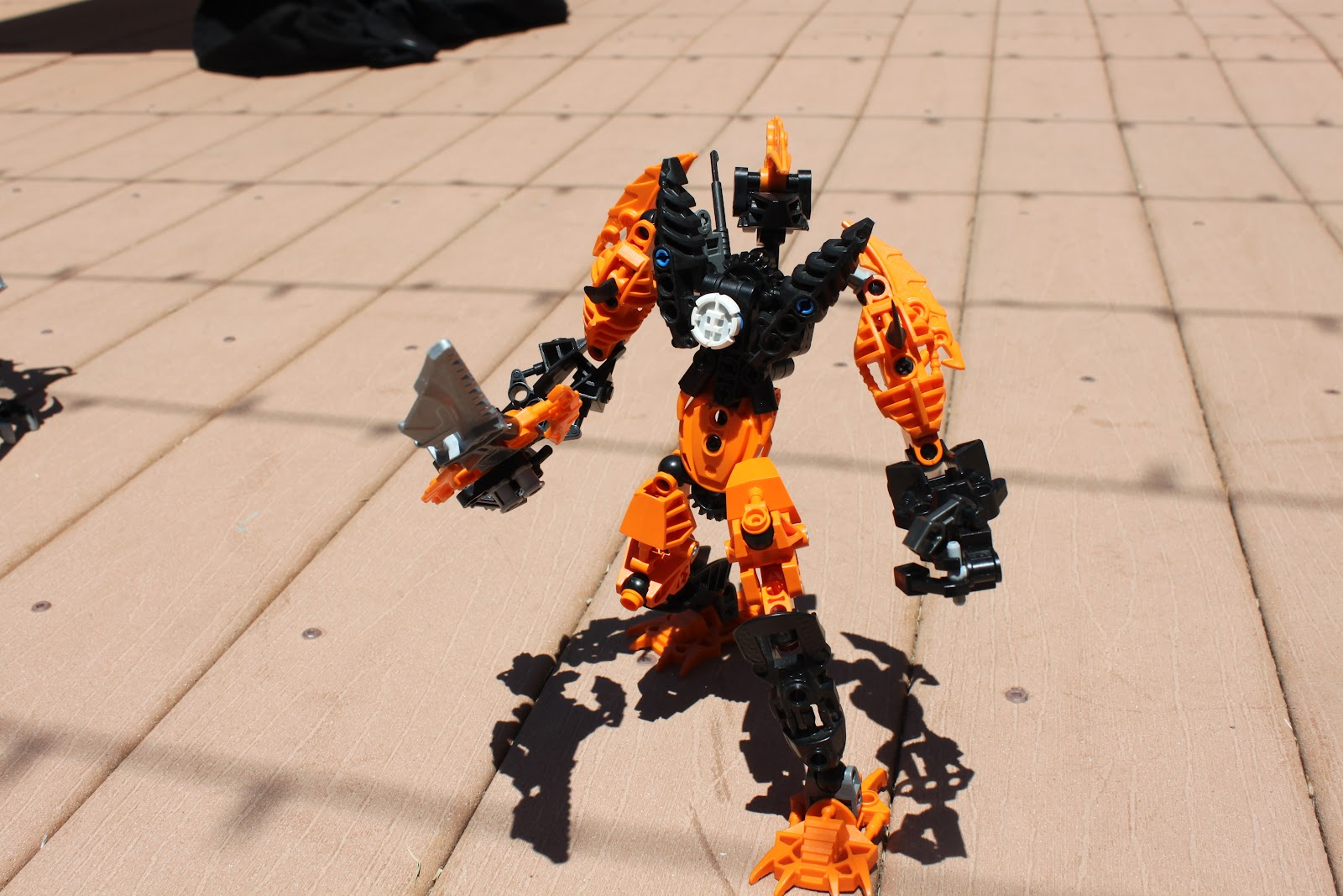 Epic Bionicle Mocs Ibionicle Contest Entry