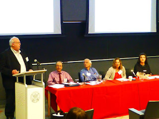 Panel at International Cultic Studies Association (ICSA) - Cults and Sex Trafficking