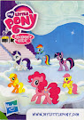 My Little Pony Wave 7 Pinkie Pie Blind Bag Card