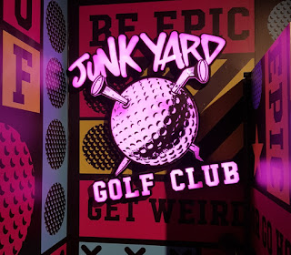 A new Junkyard Golf indoor Crazy Golf course is opening at Liverpool ONE