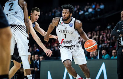 FIBA Champions League winner Virtus Bologna