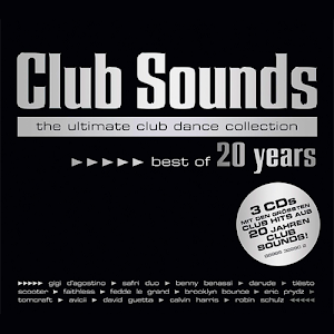 Club Sounds Best of 20 Years Club Sounds Best of 20 Years xUJ8mqL