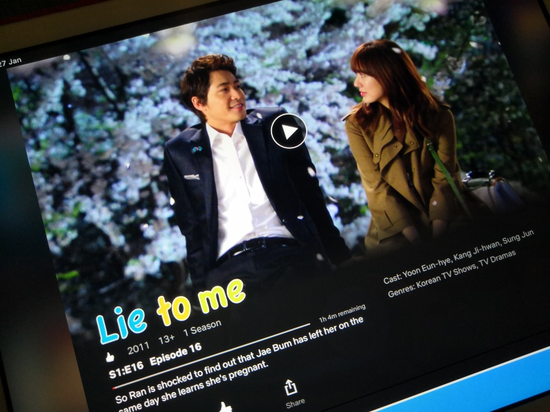 Lie to Me Korea