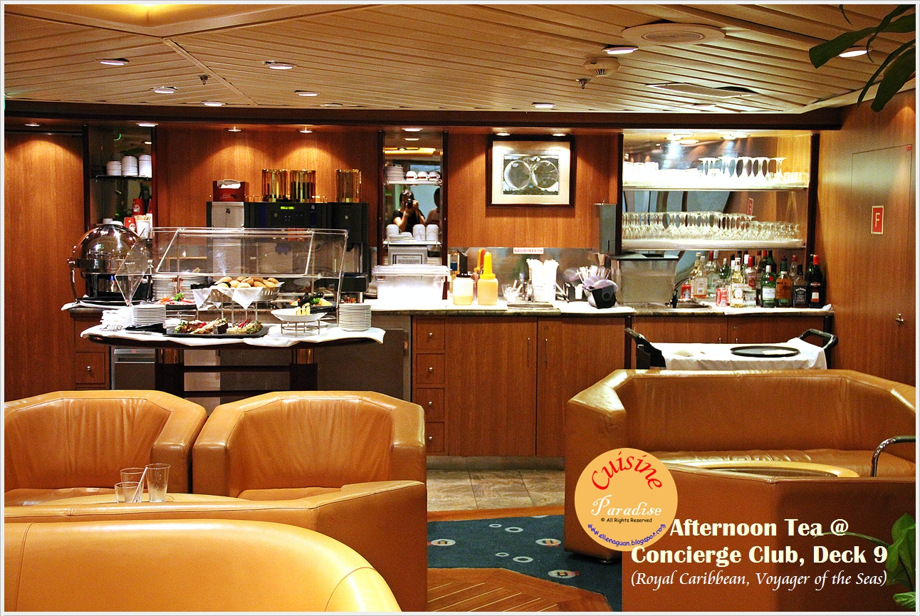 Cuisine Paradise Eat Shop And Travel Voyager Of The Seas Royal