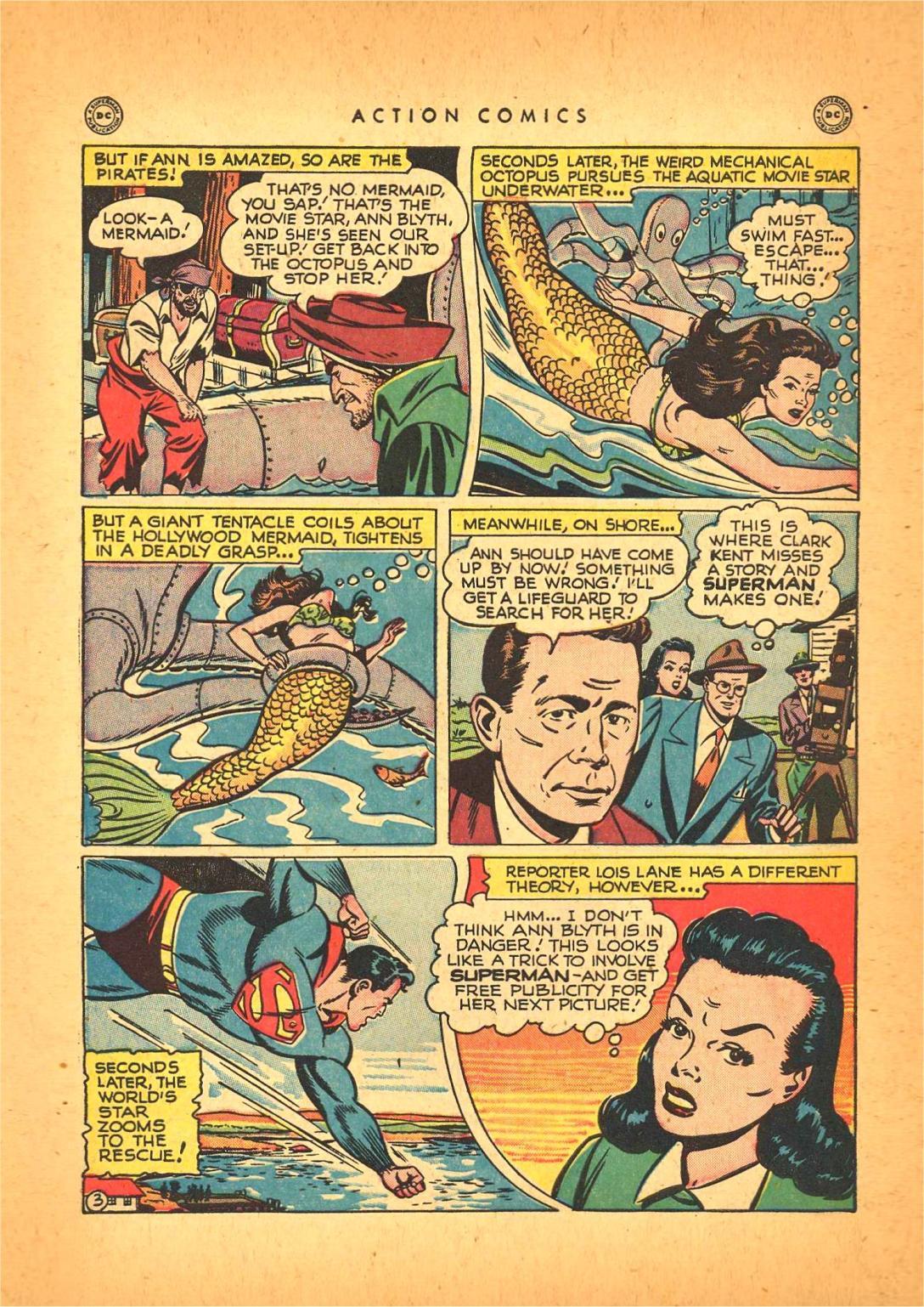 Action Comics (1938) 130 Page 3