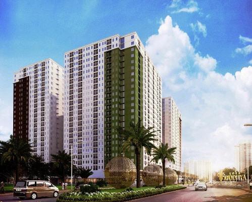 Apartemen Kota Ayodyha