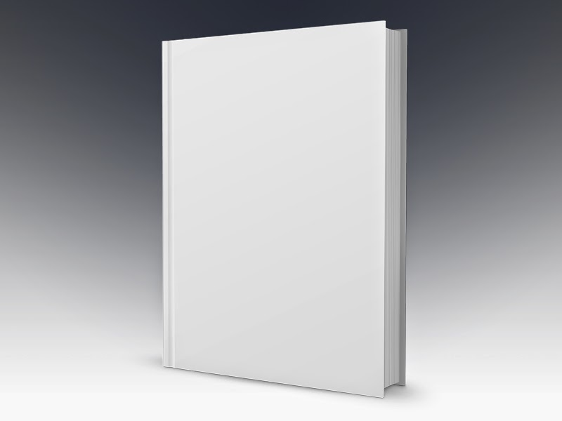 PSD Book Template