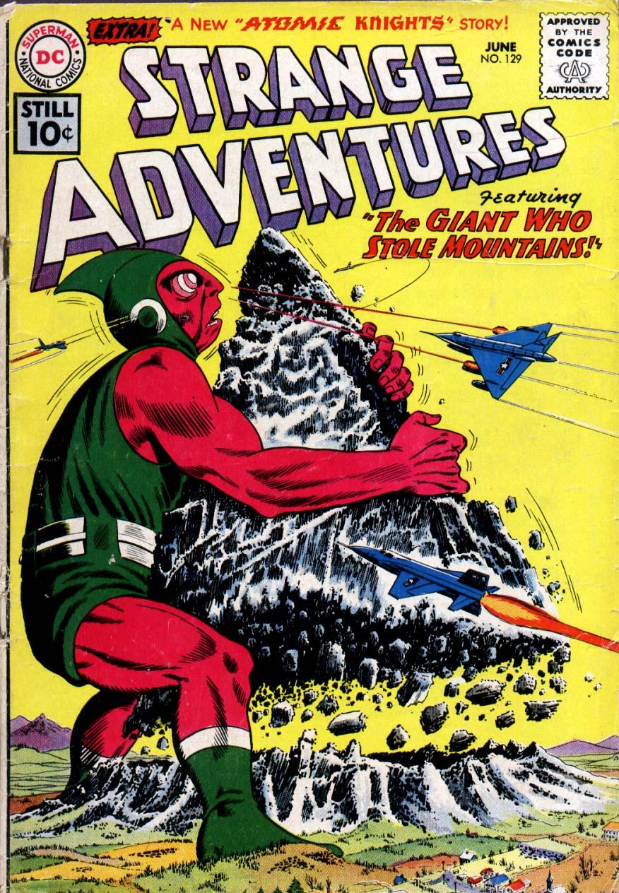 Strange Adventures (1950) issue 129 - Page 1