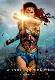 Film Wonder Woman 2017 di Bioskop