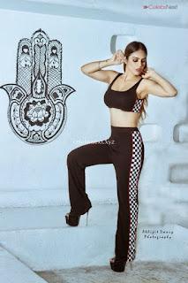 Neha Malik Bikini July 2018 Exclusive Pics 081