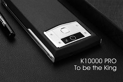 Smartphone Dengan Baterai Badak 10.000 mAh