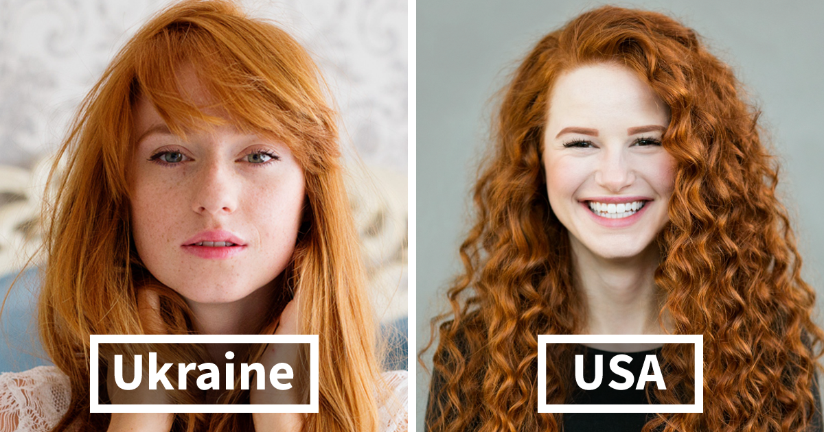 30 Stunning Pictures From All Over The World That Prove The Unique Beauty Of Redheads