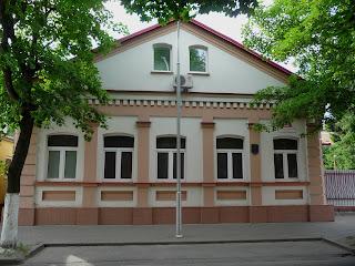 Пінськ. Синагога