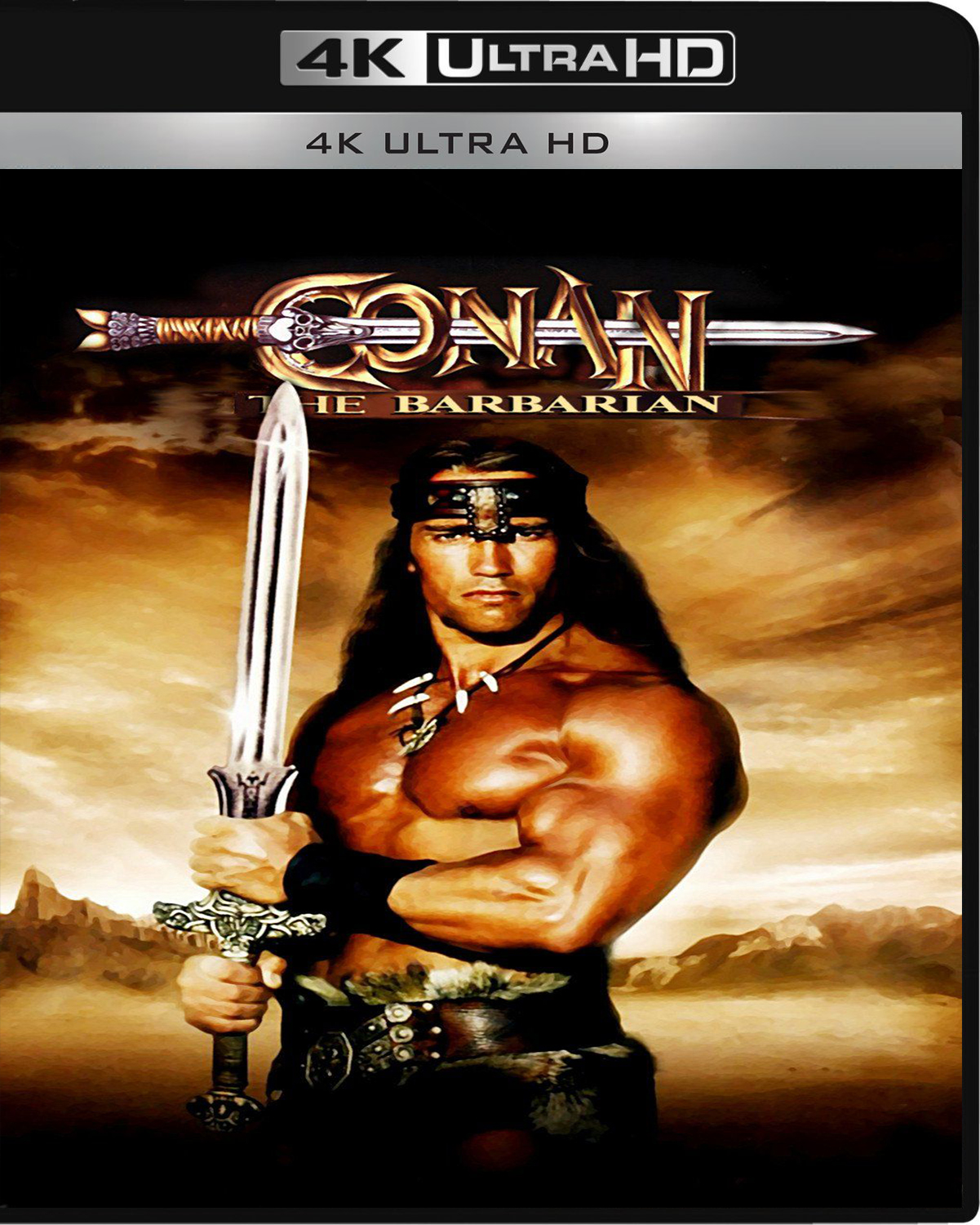 Conan the Barbarian [1982] [UHD] [2160p] [Subtitulado]