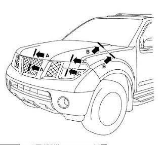 nissan xterra steering nissan jeep wiring diagram