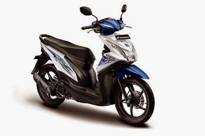 All New Honda BeAT eSP CBS ISS
