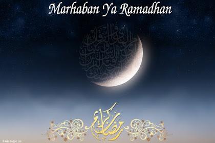 Ramadhan dan Tradisi Yang Selalu Mengulang