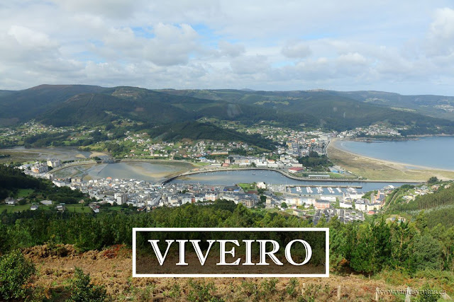 A Mariña lucense: la villa marinera de Viveiro