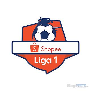 Liga 1 Shopee Logo vector (.cdr)