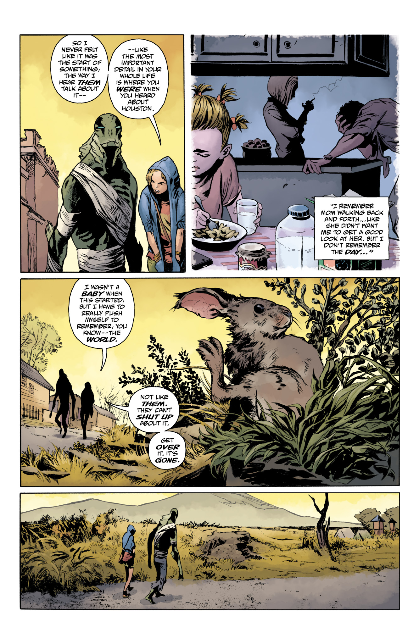 Read online Abe Sapien comic -  Issue #20 - 8