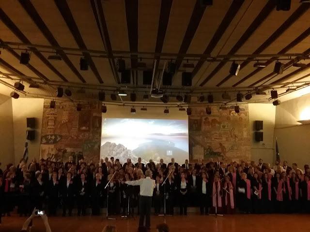 Στην 8η Χορωδιακή Συνάντηση στη Θεσσαλονίκη η Χορωδία ΤΕΛΕΣΙΛΛΑ